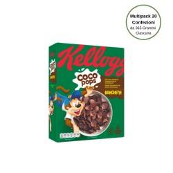 Kellogg's Coco Pops Barchette Multipack Da 20 Confezioni Da 365 Grammi