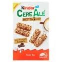 Kinder Cereale' Biscotti Ai 7 Cereali Al Cioccolato Fondente 204 Grammi 6 Astucci Monoporzione Da 2 Biscotti Ognuno