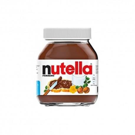 Ferrero Nutella Crema Spalmabile Alle Nocciale E Al Cacao Vasetto da 630 Grammi