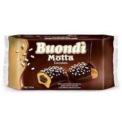 Motta Buondi' Al Cioccolato In Confezione Da 6 Merendine - 276 Grammi Totali