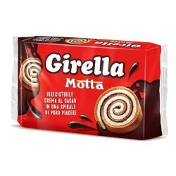 Motta Girella Classica Al Cacao In Confezione Da 8 Girelle - 280 Grammi Totali