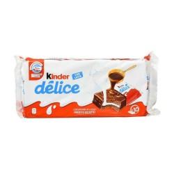 Ferrero Kinder Delice Classica Confezione Da 10 Merendine 390 Gr