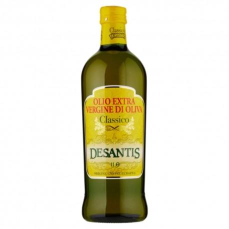 Desantis Olio Extravergine Di Oliva Classico In Bottiglia Da 1 Litro