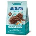 Misura Privolat Biscotti Con Riso Soffiato E Cacao In Confezione Da 290 Grammi