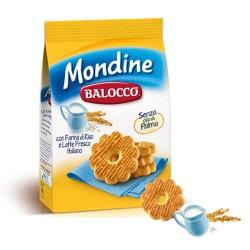 Balocco Mondine Frollini Con Latte Fresco E Farina Di Riso In Confezione Da 700 Grammi