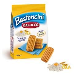Balocco Bastoncini Senza Latte Aggiunto In Confezione Da 700 Grammi