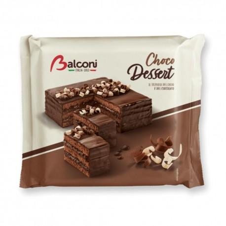 Balconi Torta Choco Dessert In Confezione Da 400 Grammi