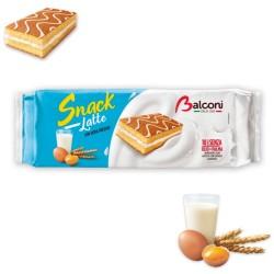 Balconi Snack Al Latte In Confezione Da 10 Brioches - 280 Grammi Totali