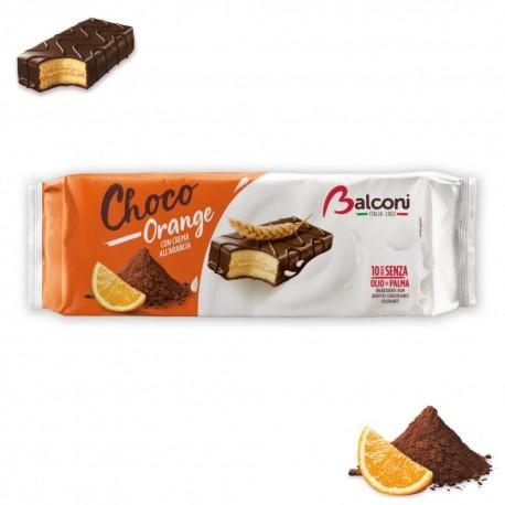 Balconi Choco Orange In Confezione Da 10 Brioches - 300 Grammi Totali