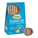 Colussi SignorCiok Biscotti Con Cacao E Cioccolato Fondente In Confezione Da 300 Grammi