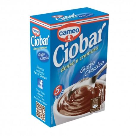 Cameo Ciobar Classico Cioccolata Calda In Confezione Da 5 Buste Da 25 Grammi Ciascuna