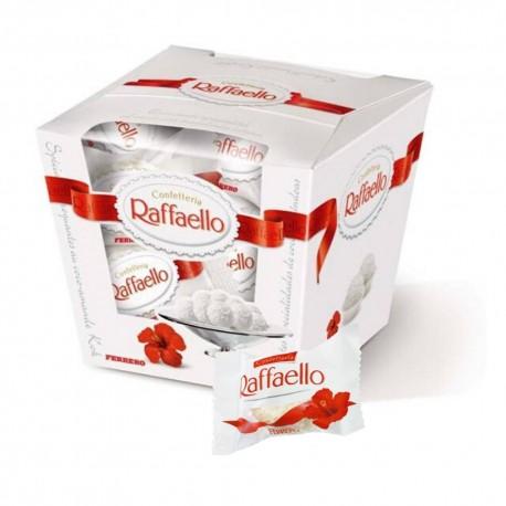 Ferrero Raffaello Pralina Al Cocco Con Mandorla Intera Confezione Da 18 Praline