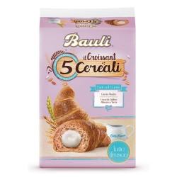 Bauli Croissant Ai 5 Cerali La Latte Fresco In Confezione Da 6 Croissant - 300 Grammi Totali