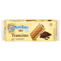 Mulino Bianco Trancino Al Cacao In Confezione Da 12 Trancini - 396 Grammi Totali