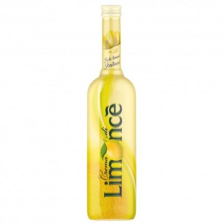 Limonce' Crema Di Limoncello Liquore al Limone In Bottiglia Da 700 Millilitri
