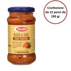 Ragu' di Soia Barilla Confezione da 12 Pezzi da 195 gr