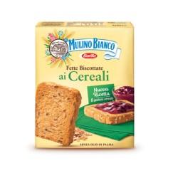 Fette Biscottate Le cereali Mulino Bianco Confezione da 315 Grammi