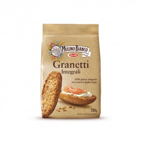 Mulino Bianco Integral Grains 280 Grams Pack