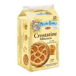 Mulino Bianco Crostatine All'Albicocca In Confezione Da 10 Crostatine - 400 Grammi Totali