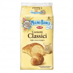 Mulino Bianco Cornetti Classici In Confezione Da 6 Cornetti - 240 Grammi Totali