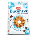 Biscotti Doria Bucaneve Gocce al Cioccolato Confezione da 350 grammi