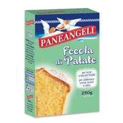 Paneangeli Fecola di Patate Confezione da 250 grammi
