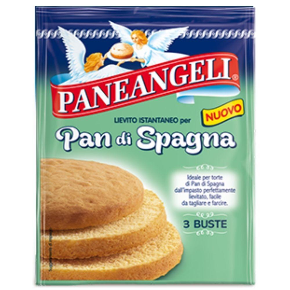 Ricetta Pan Di Spagna Pane Degli Angeli.Paneangeli Lievito Istantaneo Per Pan Di Spagna Confezione Da 33 Grammi Buonitaly