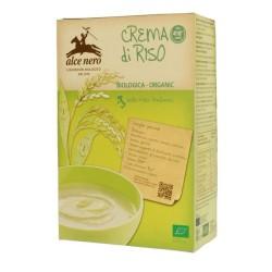 CREMA DI RISO BABY FOOD BIOLOGICA 250 GRAMMI ALCE NERO