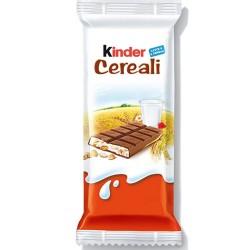 Kinder Cereali Confezione 6 Pezzi 141 Grammi