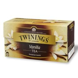 Twinings Te' Nero Aromatizzato alla Vaniglia