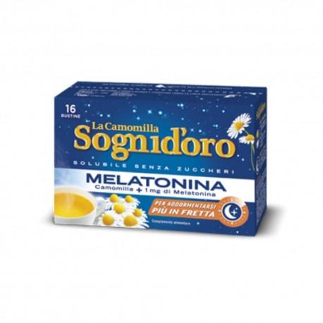 Star Sognid'oro Camomilla con Melatonina Confezione da 16 bustine