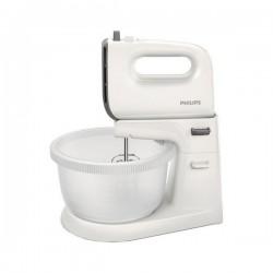 Impastatrice Mixer con ciotola Philips HR3745/00 3 L Bianco