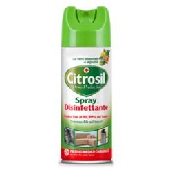 Citrosil Spray Disinfettante agli Agrumi Home Protection Confezione da 4 Pezzi da 300 ml