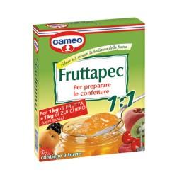Cameo fruttapec 1:1 da 3 buste da 120g per preparare le confetture