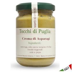 Crema di Asparagi Tocchi di Puglia in Vasetto da 140 grammi