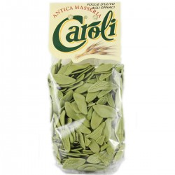 CAROLI FOGLIE D'ULIVO WITH SPINACH  500 GR