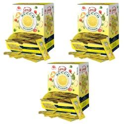 Gaia Succo di Limone in Bustine Tre  Confezione da 198 bustine da 5 ml Ciascuna