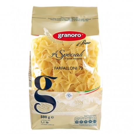 GRANORO FARFALLONI 79 COTTURA 10 MIN DA 500 G