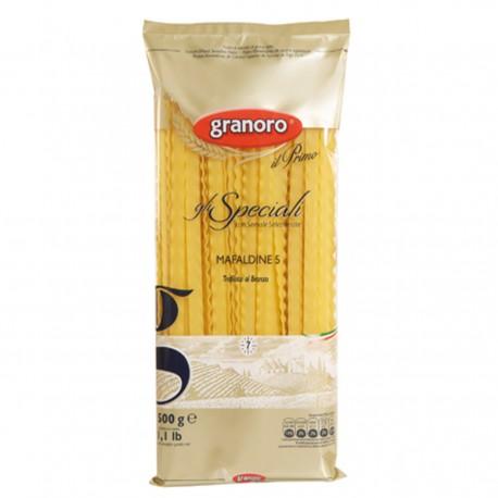 GRANORO MAFALDINE 5 COTTURA 7 MIN 500 G GLI SPECIALI