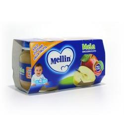 Mellin Omogeneizzato Futta 2 vasetti da 100 gr. Mela