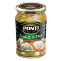PONTI GIARDINIERA ALL'ACETO DI VINO GR.290