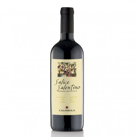 CALDIROLA SALICE SALENTINO VINO ROSSO CL75