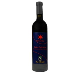 TERRANTICA WINE SALICE SALENTINO RED DOC CL.75