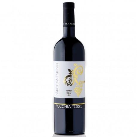 VECCHIA TORRE SALICE SALENTINO ROSSO DOP CL75