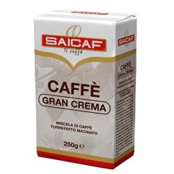 SAICAF IL CAFFE' GRAN CREMA IN CONFEZIONE DA 250G