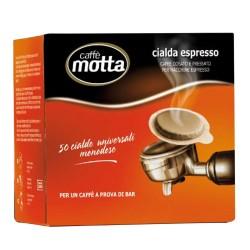 CAFFE MOTTA KIT DA 50 CIALDE ESPRESSO