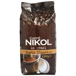 CAFFE' GUSTO CLASSICO IN GRANI CONFEZIONE DA 1KG NIKOL