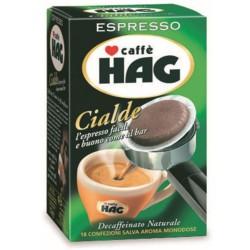 CAFFE ESPRESSO 18 CIALDE 125G HAG