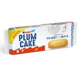 Kinder Plumcake con yogurt alla Greca Confezione da 6 plumcake - 192 gr totali