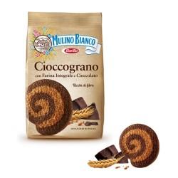 Mulino Bianco Cioccograno frollini con farina integrale e cioccolato da 330 gr
